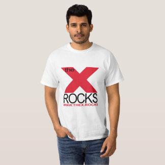 T-shirt X chemise de valeur
