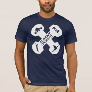 T-shirt X marks la tache
