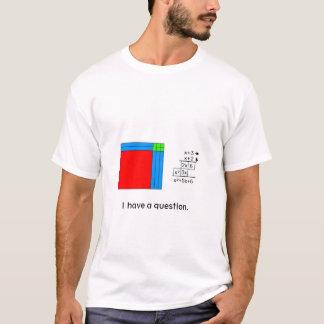 T-shirt X n'est pas un nombre