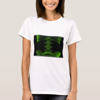 T-shirt X-rays face