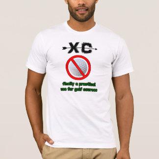 T-shirt XC enfin une utilisation pratique pour des