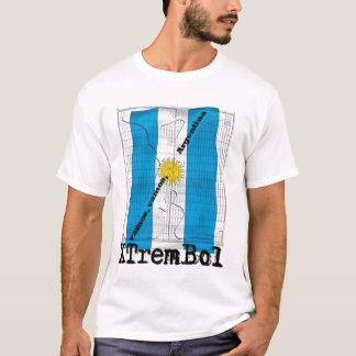 T-shirt XTremBol Argentine