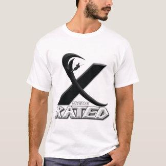 T-shirt Xtreme Évalué-Waterskiier