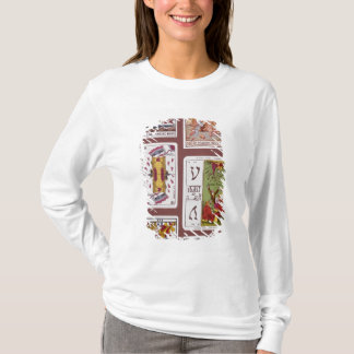 T-shirt XVI la tour de la destruction