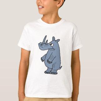T-shirt XX bande dessinée géniale de rhinocéros