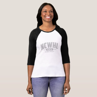 T-shirt XXV chemise de base-ball de logo