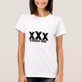 T-shirt xXx bord droit