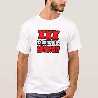 T-shirt XXX radiologue évalué