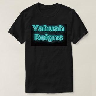 T-shirt Yahuah règne chemise