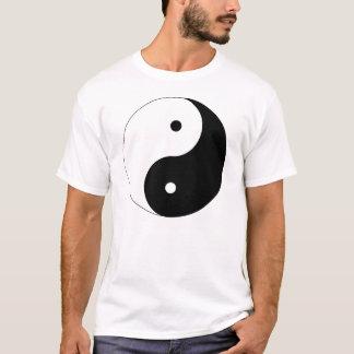 T-shirt Yang ying Positiven-n-Négatif