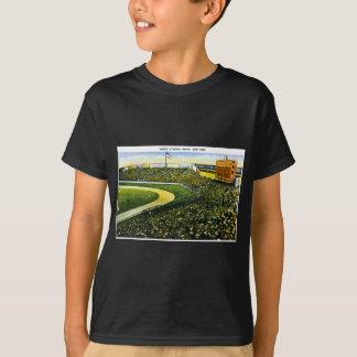T-shirt Yankee Stadium, Bronx, carte postale de cru de New