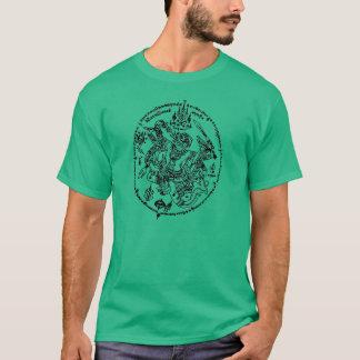 T-shirt Yant Hanuman2