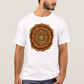 T-shirt Yantra ambre