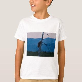T-shirt Yellowstone Eagle