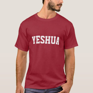 T-shirt YESHUA (style d'université)
