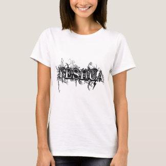 T-shirt Yeshua UltraDéco Noir