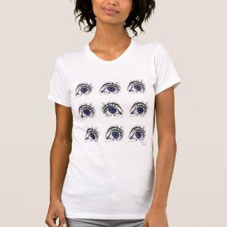 T-shirt Yeux de observation