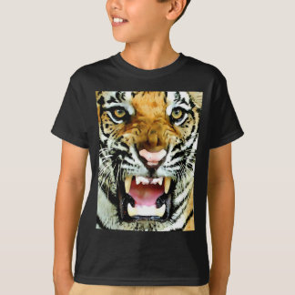 T-shirt Yeux de tigre