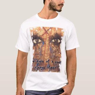 T-shirt Yeux d'un poète