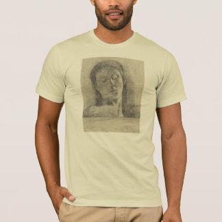 T-shirt Yeux fermés par Bertrand-Jean Redon