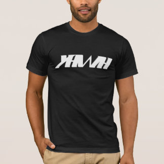 T-shirt YHWH Modern Blanc