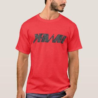 T-shirt YHWH Modern Métal