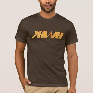 T-shirt YHWH Modern Orange