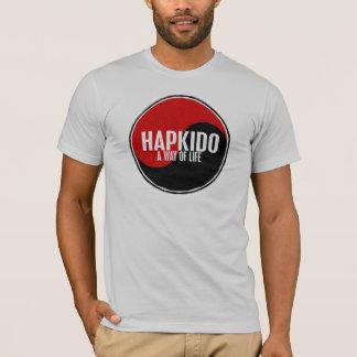 T-shirt Ying Yang HAPKIDO 1,1