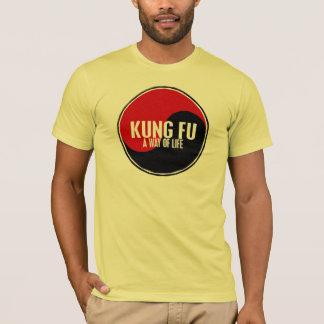 T-shirt Ying Yang KUNGFU 1,1