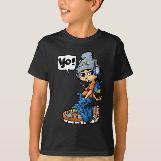 T-shirt Yo