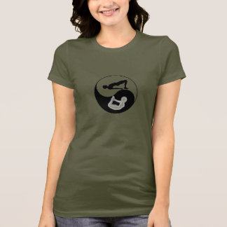 T-shirt Yoga de Yin-Yang