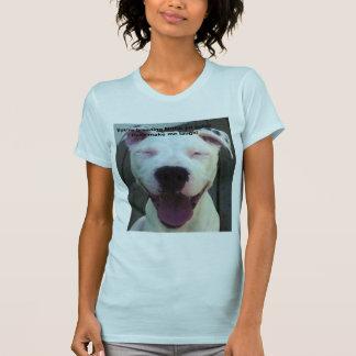 T-shirt YogiTeeHeeTshirt, vous multipliez PLUS de pitbull…