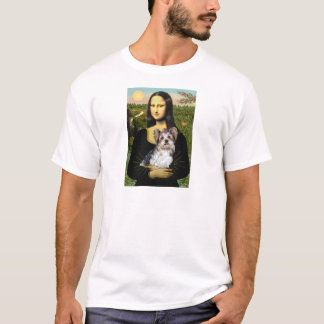 T-shirt Yorkshire Terrier (Biewer) - Mona Lisa