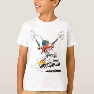 T-shirt Yosemite Sam lance la mise à feu