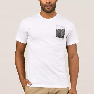 T-shirt Yosmite tombe en hiver
