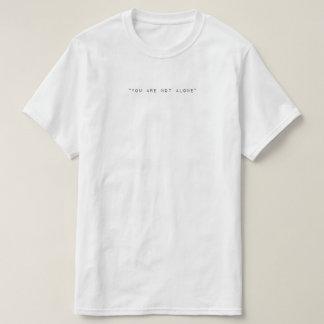 T-shirt You Labourez Not Alone