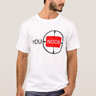 T-shirt YouNoob