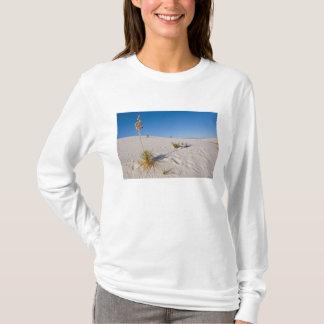 T-shirt Yucca de Soaptree, longue ombre, dunes