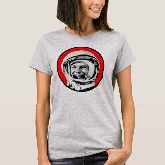T-shirt Yuri Gagarin - héros et cosmonaute soviétiques