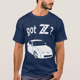T-shirt Z obtenu ?