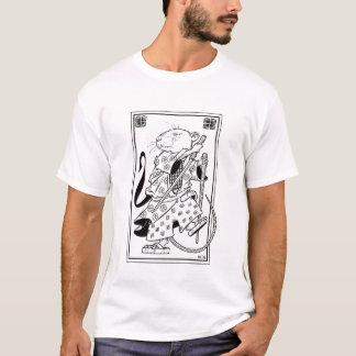 T-shirt zatoichi