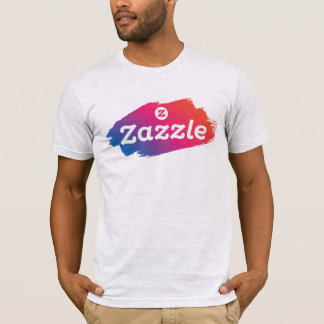 T-shirt Zazzle - coloré