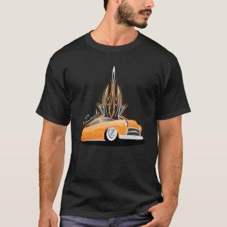 T-shirt Zazzle Hotrod pour les chemises foncées