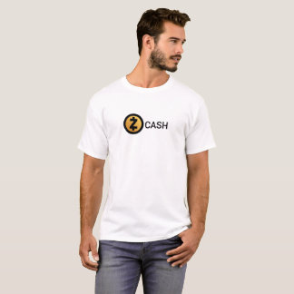 T-shirt Zcash Cryptocurrency