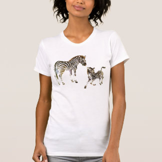 T-shirt zèbre de conserves au vinaigre