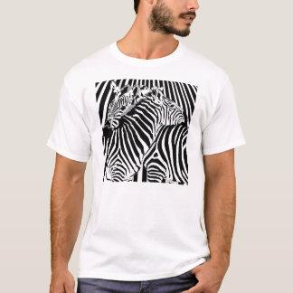 T-shirt Zèbres pour le commerce binaire