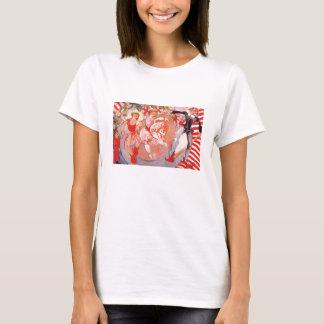 T-shirt Zelda. Peinture de clown