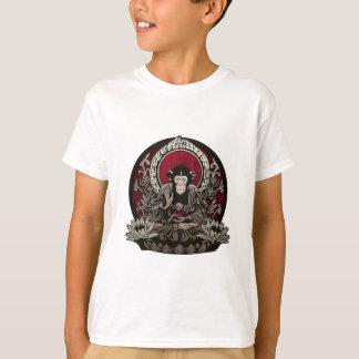T-shirt Zen de singe