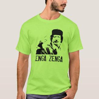 T-shirt Zenga Zenga ! (édition de vert de chaux)