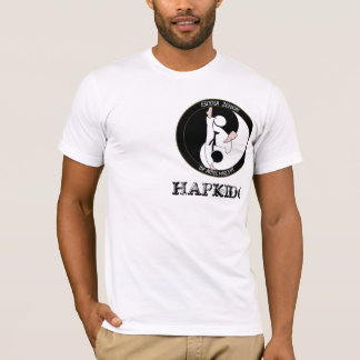 T-shirt zenkai, HAPKIDO